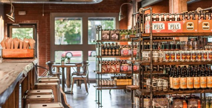 Craft Tasting Room and Growler Shop
