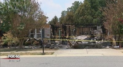 Concord Family Thankful for Support following house fire