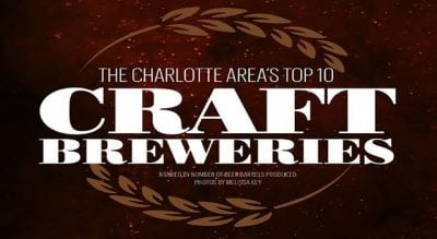 Charlotte's largest craft breweries